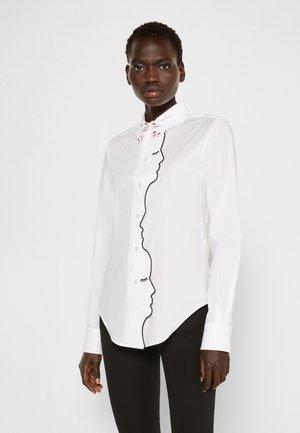 FACE - Camicia - white