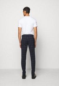 DRYKORN - PIET - Suit trousers - dark blue - 2