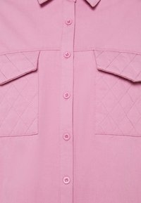 Missguided Petite - QUILTED POCKET DRESS - Blousejurk - dusty pink - 5