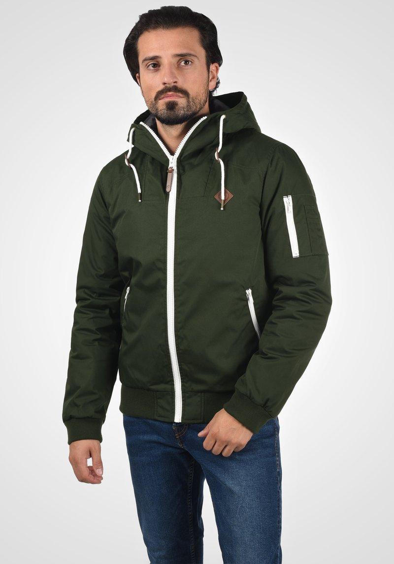 Solid - TILLY - Light jacket - olive