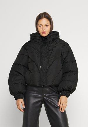 JDYDESTINY SHORT  - Winter jacket - black