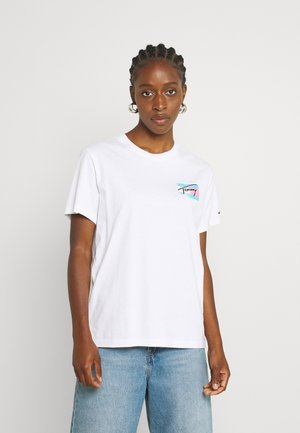 WOMENS - Camiseta estampada - white