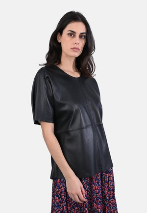 ANGELINA - Blouse - black