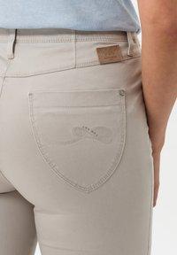 BRAX - Trousers - beige - 2