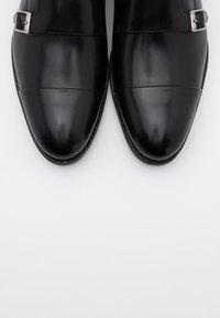 Cordwainer - DANNY - Smart slip-ons - orleans black - 5