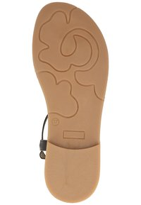 Rapisardi - ZEHENSTEG - T-bar sandals - nero s056 - 6