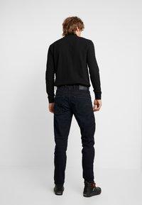 G-Star - CITISHIELD 3D SLIM TAPERED - Slim fit jeans - dark bleu denim - 2