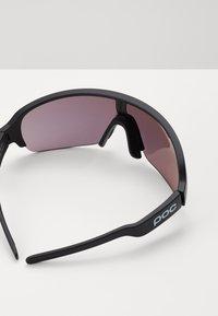POC - DO HALF BLADE - Sportbrille - uranium black - 5