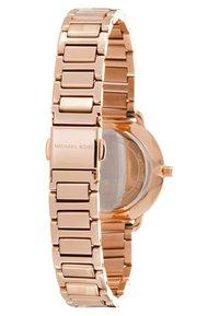 Michael Kors - PORTIA - Watch - roségold-coloured - 2