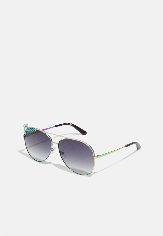 Occhiali da sole - violet/other / gradient smoke