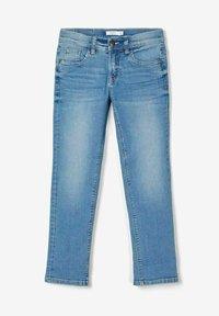 Name it - REGULAR FIT - Straight leg jeans - light blue denim - 4