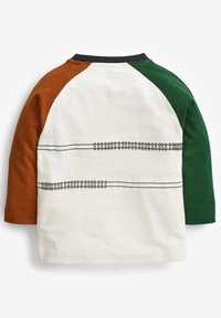 Next - POCKET LONG SLEEVE  - Long sleeved top - off white - 1