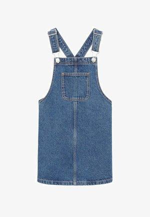 Vestito di jeans - bleu foncé