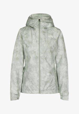 HIKESTELLER - Outdoor jacket - wrought iron morning fog print