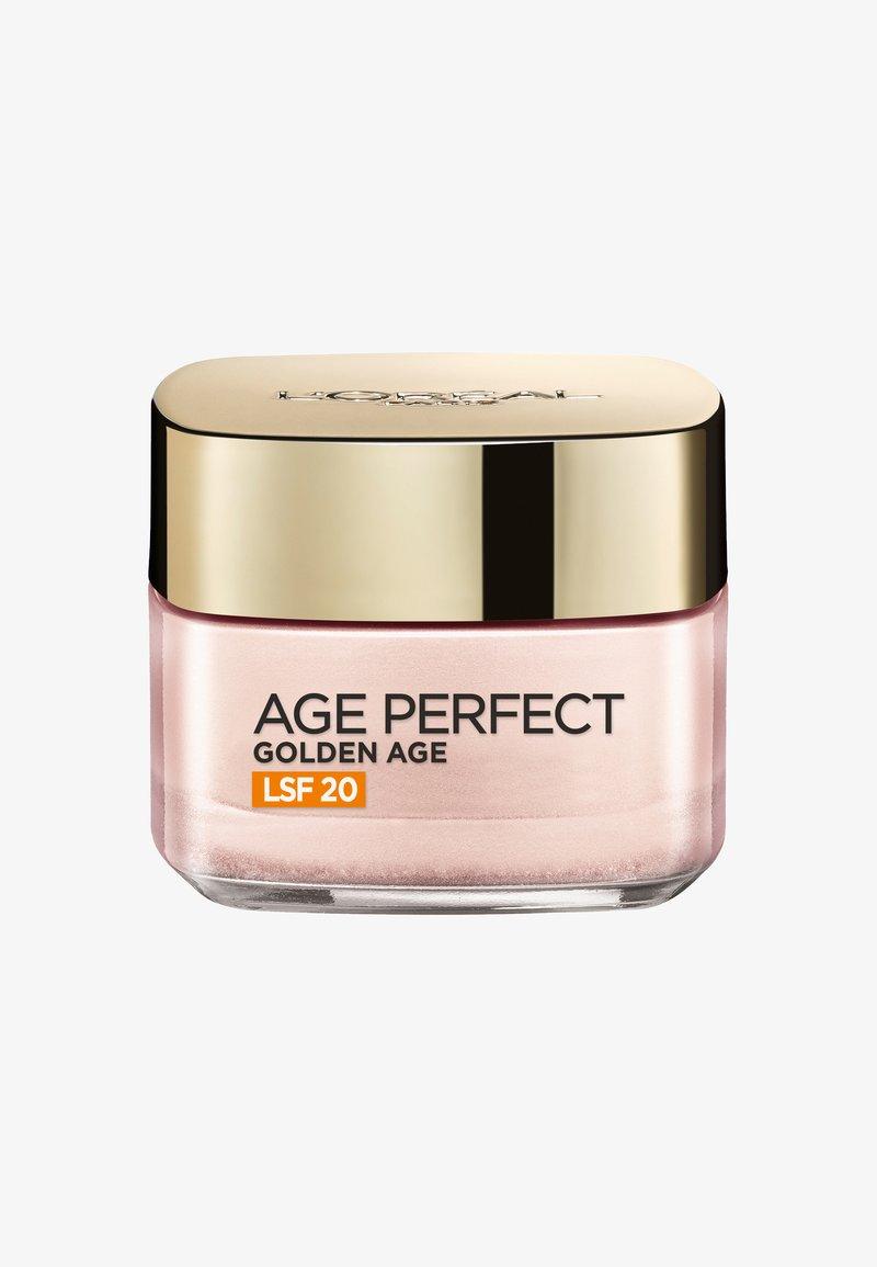 L'Oréal Paris Skin - AGE PERFECT GOLDEN AGE DAY CREAM SPF20 50ML - Face cream - -