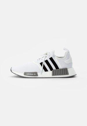 NMD R1 PRIMEBLUE UNISEX - Sneakers - white/core black/grey three