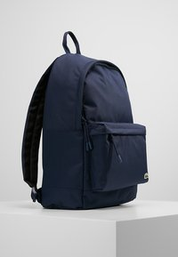 Lacoste - BACKPACK - Sac à dos - marine/peacoat - 3