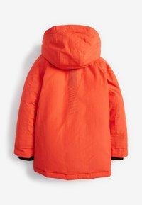 Next - Winter jacket - orange - 1