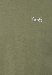 forét - AIR - Basic T-shirt - slate - 2
