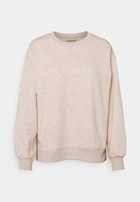 Freequent - FQRELAX - Sweatshirt - silver gray melange - 3