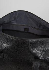 Jost - OSLO - Weekendbag - black - 4
