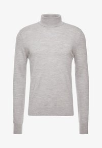 FLEMMING TURTLE NECK - Svetr - grey