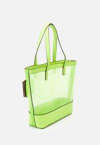 River Island - Tote bag - green bright - 1