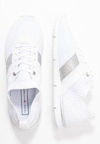 Tommy Hilfiger - FEMININE LIGHTWEIGHT  - Sneakers basse - white - 3