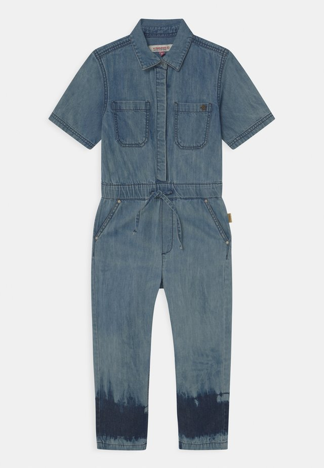 PEIGI - Jumpsuit - blue denim