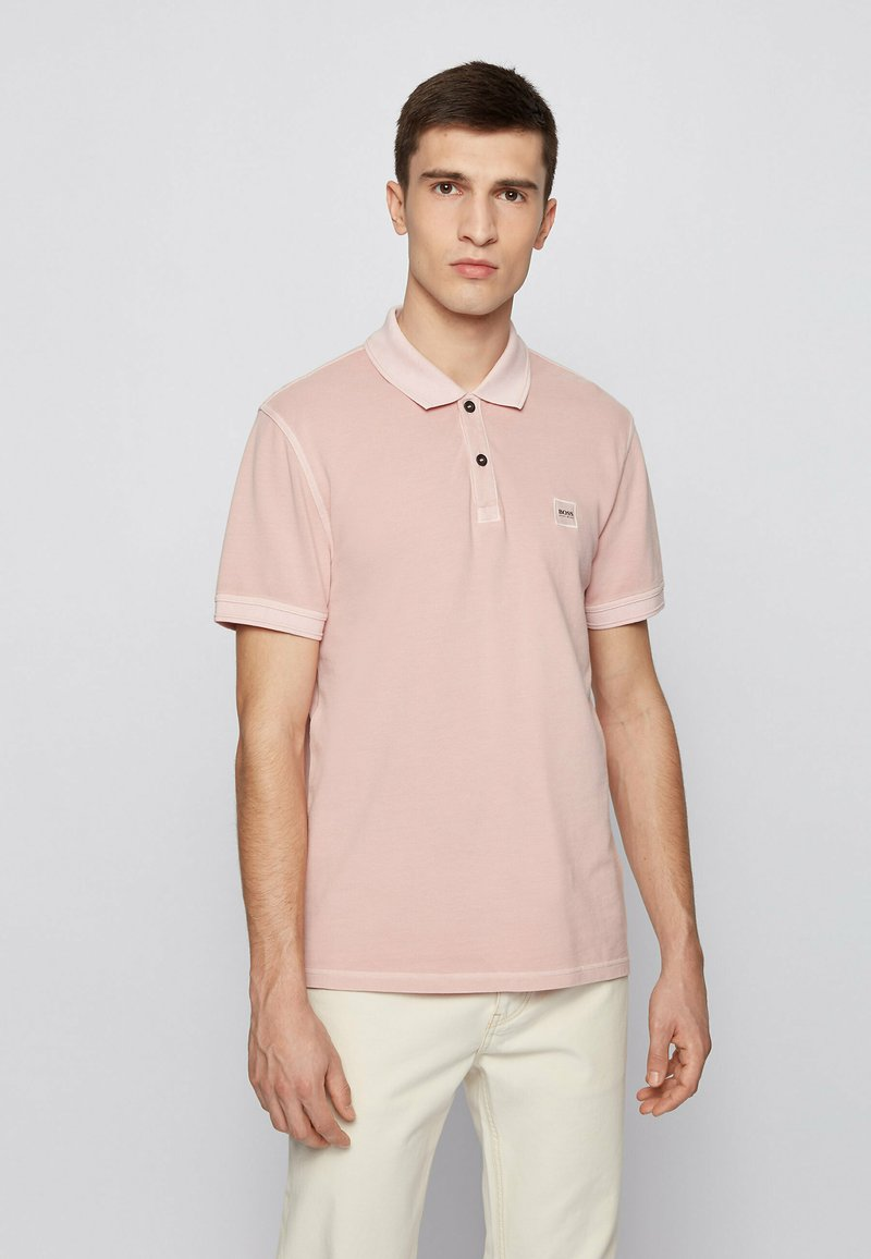 BOSS - PRIME - Polo shirt - light pink