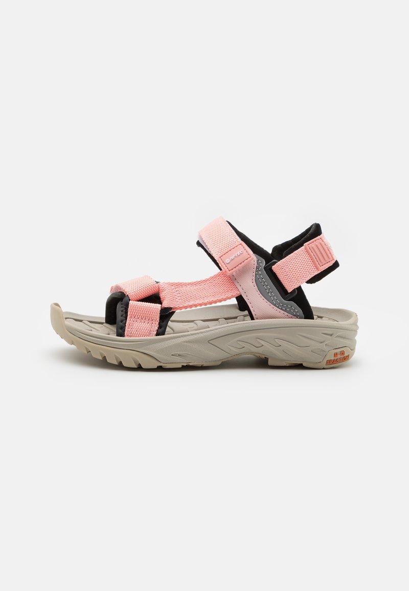 Hi-Tec - ULA RAFT JR - Walking sandals - mellow rose