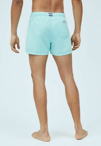 Pepe Jeans - NEW BRIAN - Swimming shorts - turquoise - 2