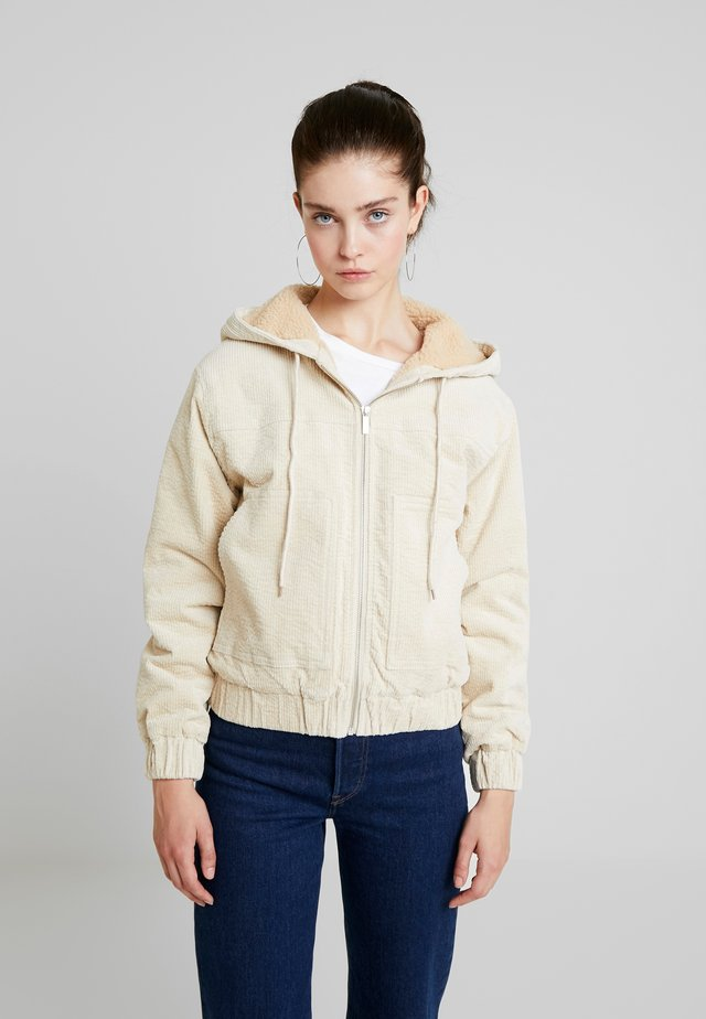 Light jacket - brown/beige