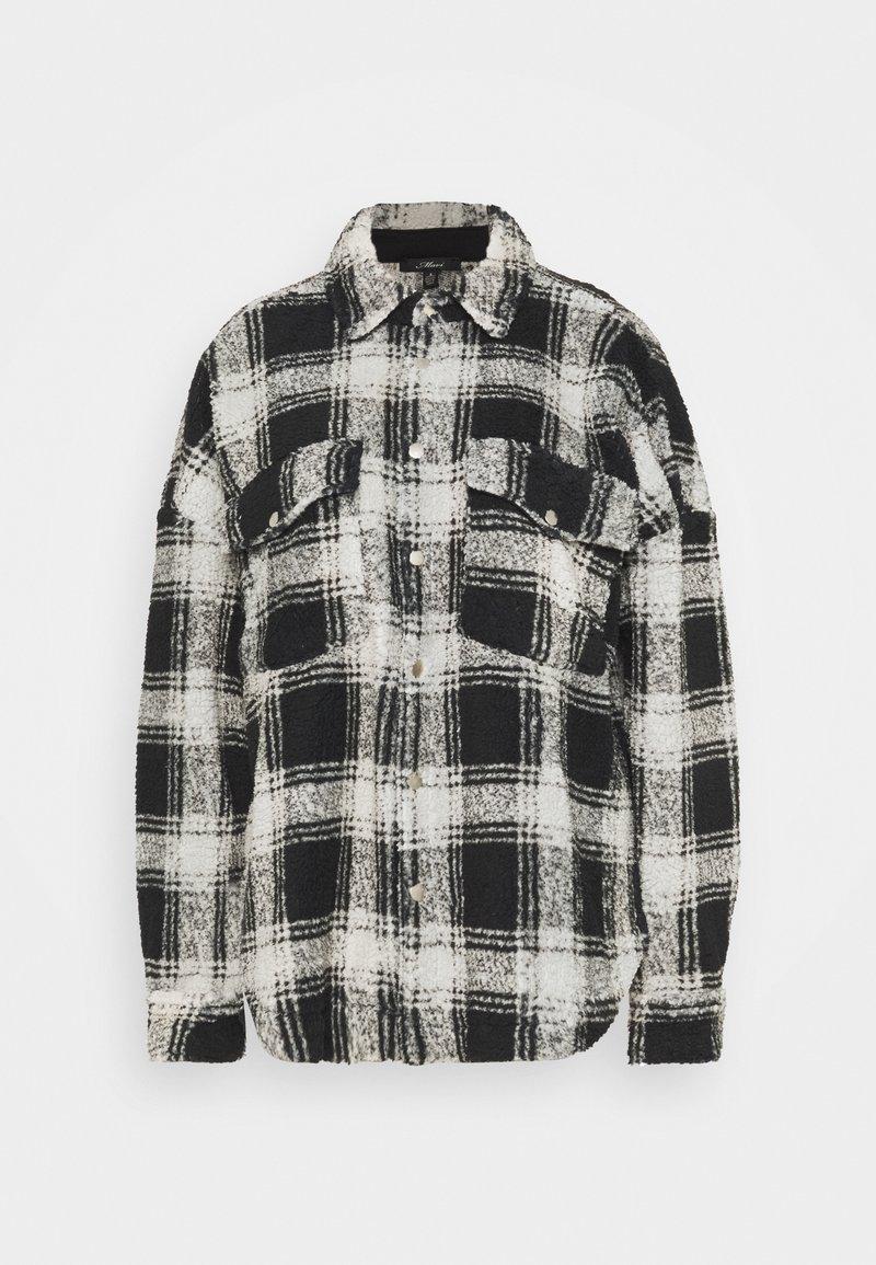Mavi - Fleece jacket - black