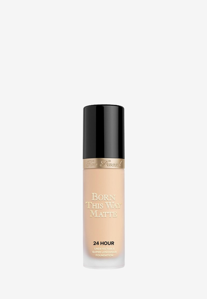 Too Faced - BORN THIS WAY MATTE FOUNDATION - Foundation - nude