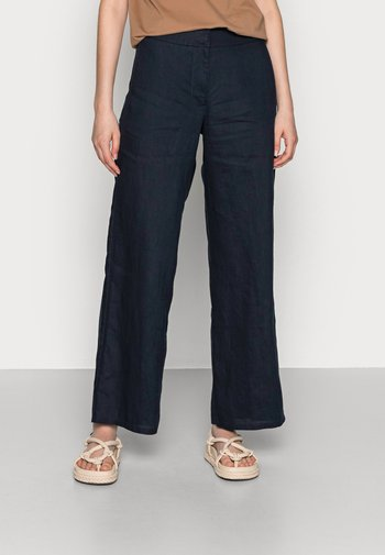 TROUSER - Trousers - navy