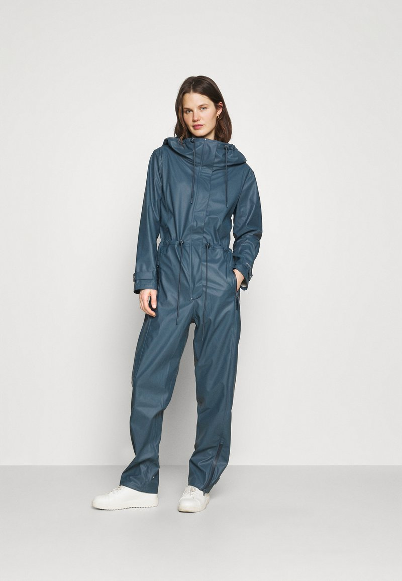Ilse Jacobsen - RAIN ONE PIECE - Jumpsuit - orion blue