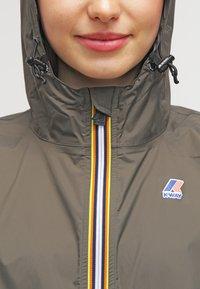 K-Way - CLAUDETTE - Summer jacket - khaki - 3