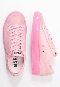 MSGM - SCARPA DONNA SHOES - Tenisky - pink - 3