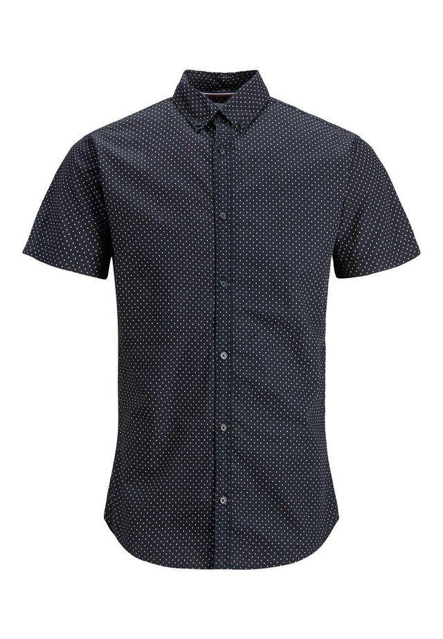 Overhemd - dark navy