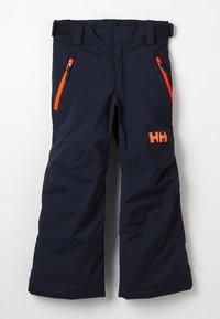 Helly Hansen - LEGENDARY  UNISEX - Zimní kalhoty - navy - 0