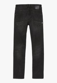 Vingino - APACHE - Jeans Skinny Fit - black vintage - 1
