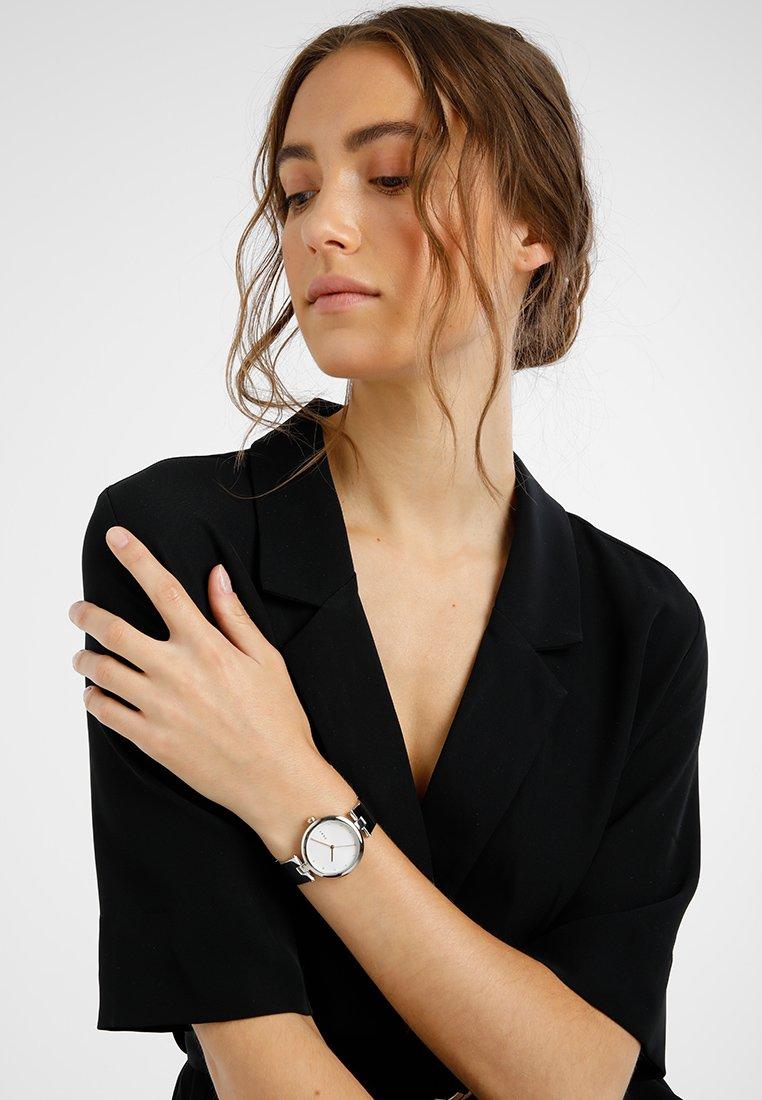 DKNY - EASTSIDE - Uhr - silber/roségold