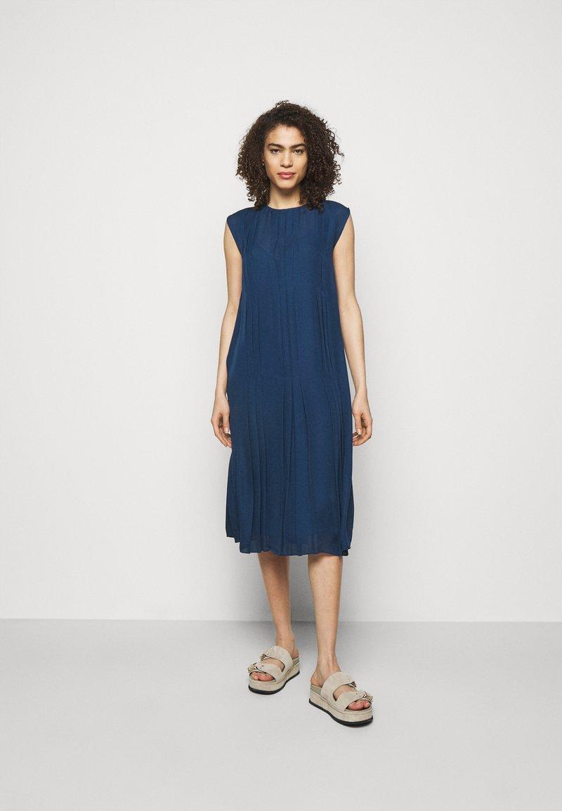Paul Smith - WOMENS DRESS - Day dress - petrol