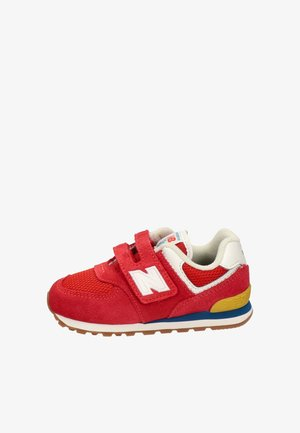 Trainers - rood