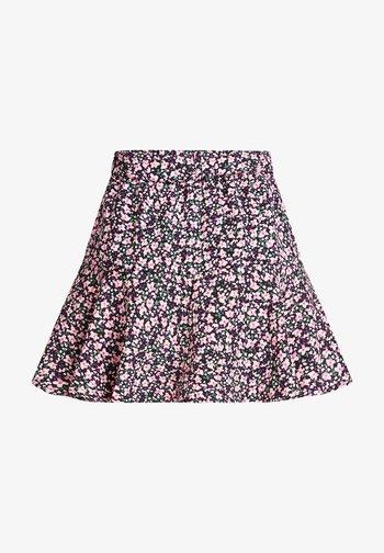 SKORT - Mini skirt - multi-coloured