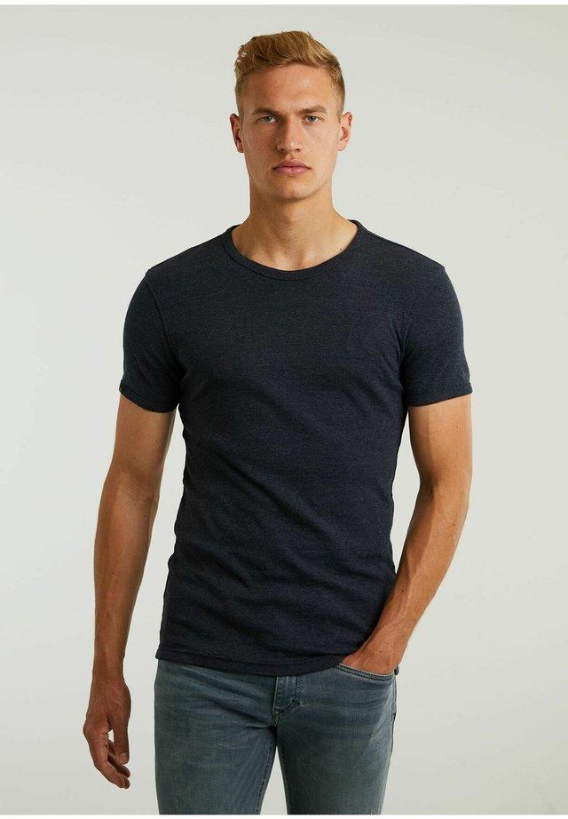BASE-B - Basic T-shirt - blue