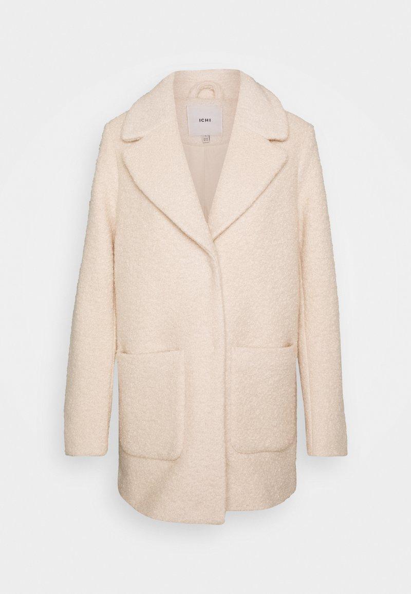 ICHI PETITE - IHSTIPA - Krátký kabát - tapioca
