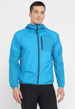 WINDSHELL - Waterproof jacket - blue