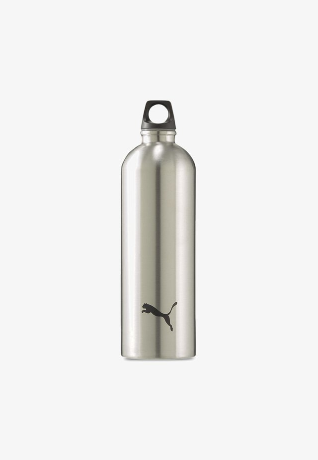 Trinkflasche - silver